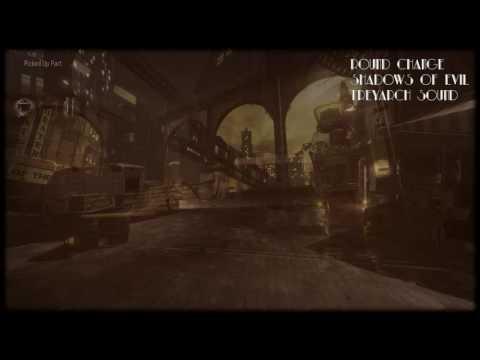 Round Change - Shadows of Evil - Soundtrack