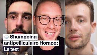 Shampoing anti-pelliculaire Horace : Les résultats après 3 semaines de test