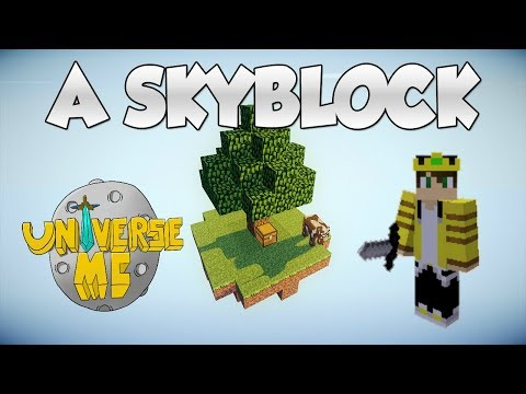 🔴Live! 🔥Skyblock on Universe MC! Join me!