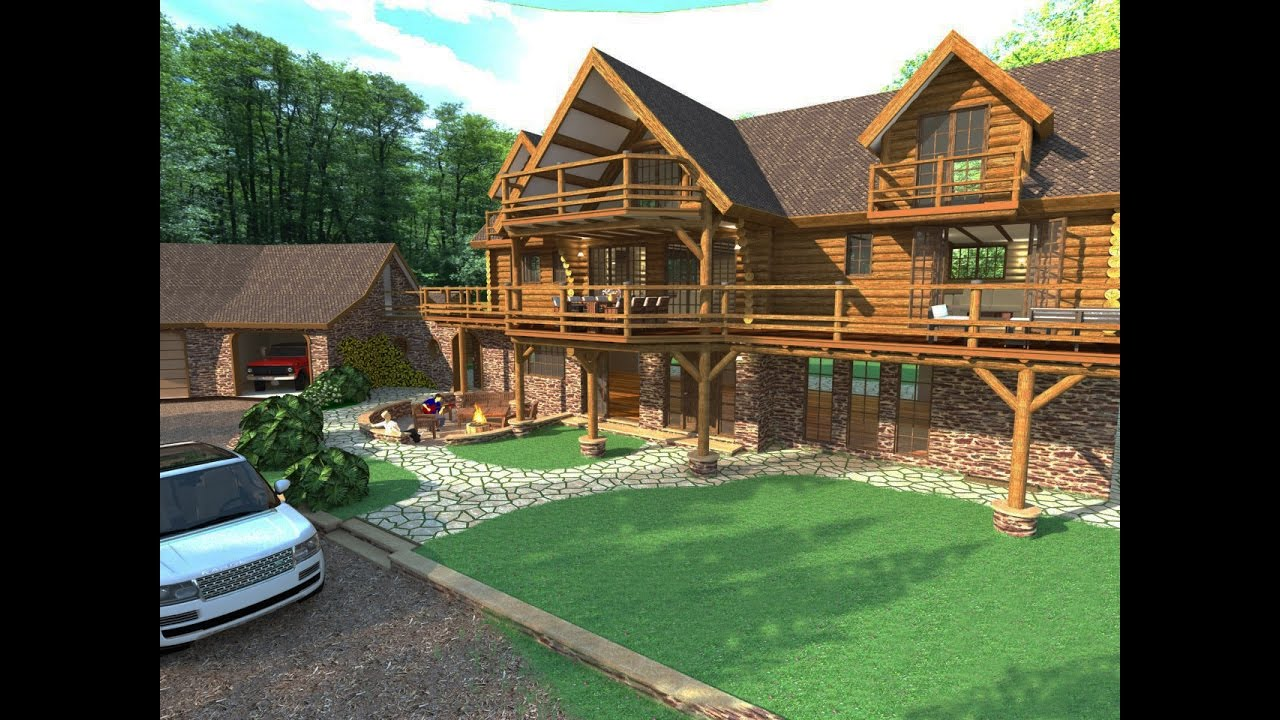 6 Log Home Design Software Options (Free and Paid in 2019)