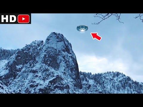 НЛО в китайских горах!новый видео сборник про НЛО со всего мира