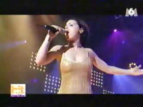 Tina Arena - Hit Machine French TV show - Aller Plus Haut