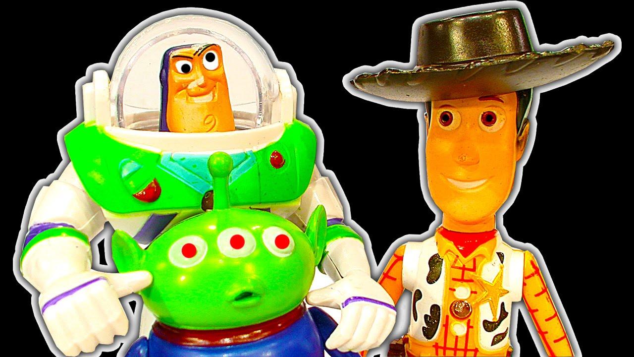 Toy Story Dark Side Knock Off Toys 1 Amazing Lego Transformers Jet