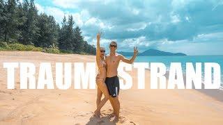 Absoluter Traumstrand auf Phuket • Strandtour   VLOG #319