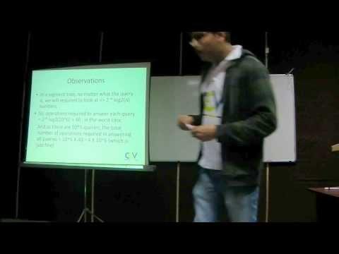 Open CEV Talk_3: Data Structures- Segment Tree