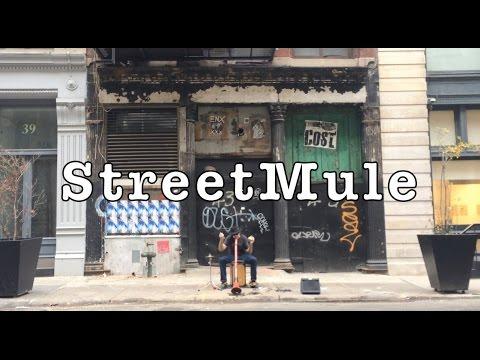 StreetMule rocks Lispenard Street, NYC!