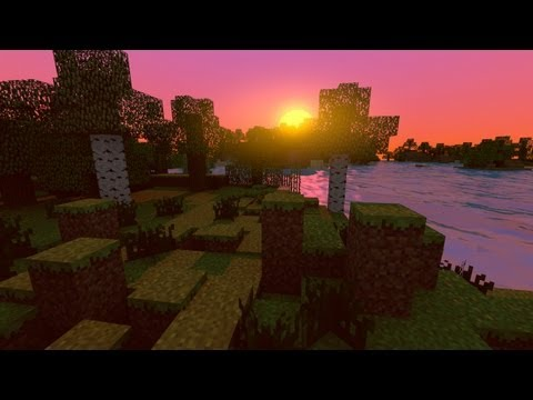 Minecraft Music Visualization