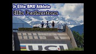 Ellie Featherstone // BMX Athlete