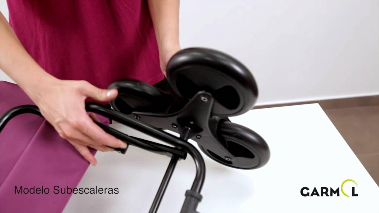 C mo montar tu carro de la compra garmol modelo for Carritos con ruedas para cocina