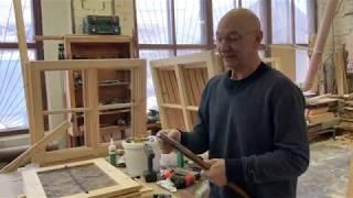 Реставратор Александр Владимирович Попов рассказывает об инструментах и технологии реставрации