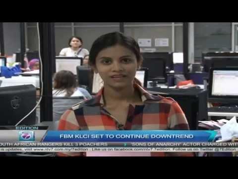 Bursa Malaysia 15-19 Dec 2014 | FBM KLCI Set To Continue Downtrend, Crude oil Prices The Key Fa