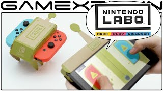 Nintendo Labo is Freaking Brilliant! - Reaction DISCUSSION (Pricing, Gameplay, & More!)