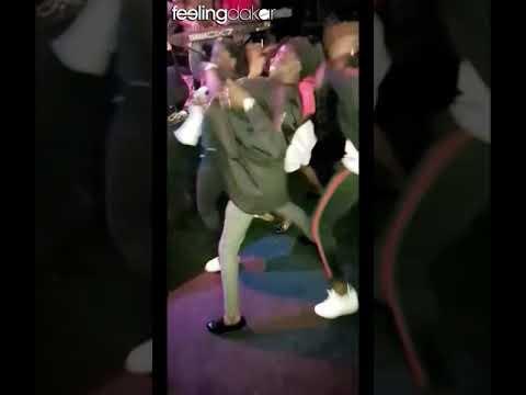 Sidy Diop Devait être Danseur ...