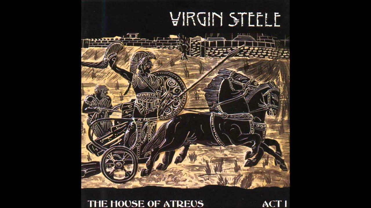 virgin steele house