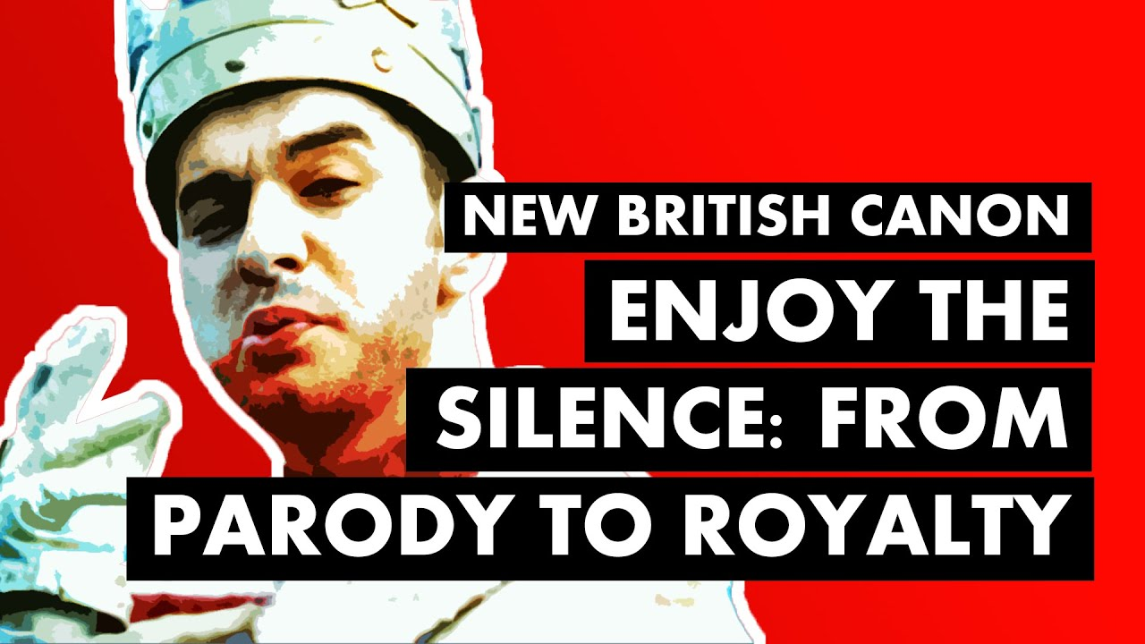 """Depeche Mode & """"Enjoy the Silence"""": From Parody to Royalty"""