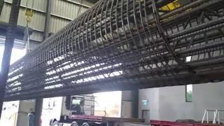 Australia 108 building Southbank pile cage1600x12000mm