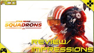 "Star Wars Squadrons Review/Impression There Is No Try ""Buy, Wait for Sale, Never Touch?"" in Progress"