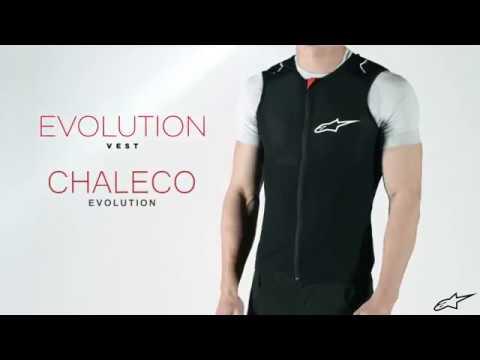 e1b10567 Alpinestars: Chaleco Evolution - YouTube