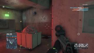 Battlefield Hardline - Being A Camping Dick (clips)