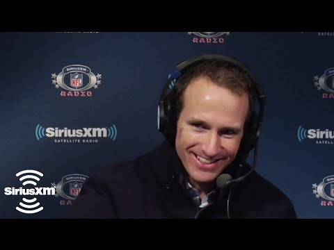 Drew Brees: Getting Benched Made Me Better // SiriusXM // NFL
