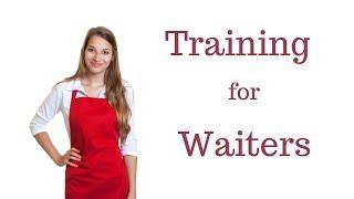 Waiter Training :: Steps of Service