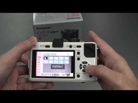 Panasonic Lumix DMC-GF1 Review Video by DigitalRev