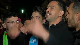 رأي الشارع الجزائري في قرار #بوتفليقة عدم الترشح لعهدة خامسة وتأجيل الانتخابات