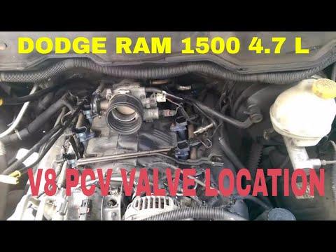 Replace a Purge valve 2005 Dodge Ram 1500 | FunnyCat TV