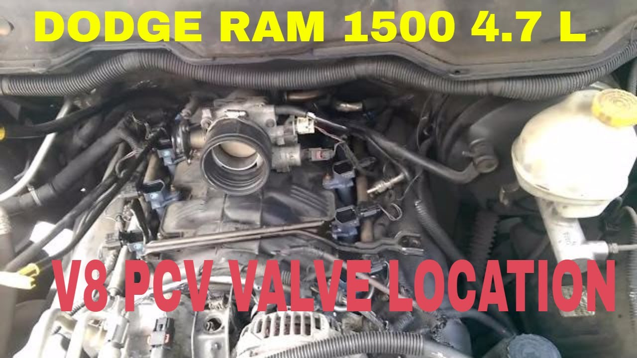 4 7 liter dodge engine diagram 1 tai do de \u2022dodge ram 1500 4 7 l v8 pcv valve youtube rh youtube com dodge durango 4 7 engine diagram dodge ram 1500 engine diagram