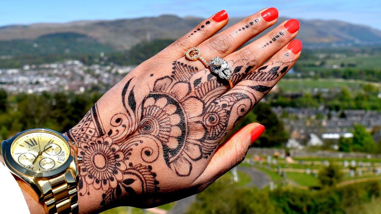 Black Henna Tattoo Uk: BLACK HENNA TATTOO