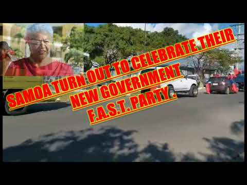 Download Fast Party Celebration Of New Government We will Bring Change. Thankyou Samoa.