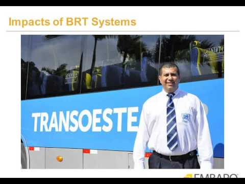 2014-03-28 Webinar: Social, Environmental, and Economic Impacts of Bus Rapid Transit Systems