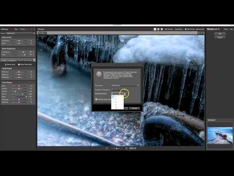 Noiseware Pro from Imagenomic quick tutorial