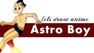 Lets draw Astro boy