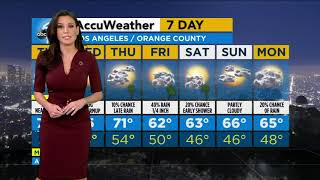 Temps to dip slightly across SoCal Tuesday | ABC7