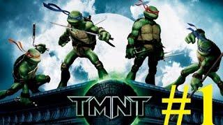 TMNT - Teenage Mutant Ninja Turtles #1 [PSP]