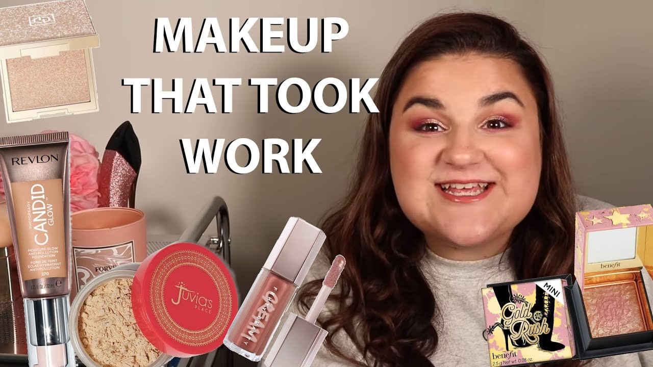 Makeup I Had to WORK For! *a low-stakes rant lol*