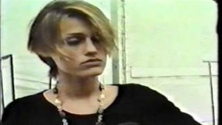 Yasmin Le Bon interview fall 1993