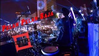 [KOTAK DRUM CAM] Pelan Pelan Saja - KOTAK | Live in HUT Jakarta Trans TV | gilang_nr