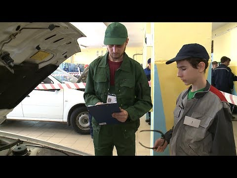 На Ставрополье стартовала олимпиада рабочих рук WorldSkills Russia