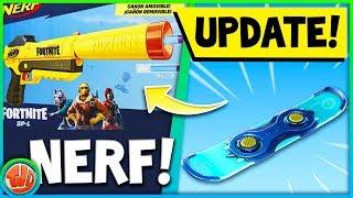 V7.41 UPDATE!! Nerf Wapens KOPEN!? NIEUW Wereld RECORD!! - Fortnite: Battle Royale