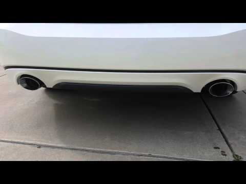 2016 Maxima SR Custom Magnaflow exhaust - Maxima Forums