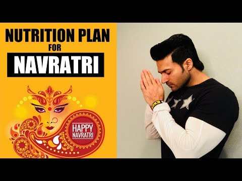 Diet Plan for NAVRATRI by Guru Mann - Stay fit & Healthy!