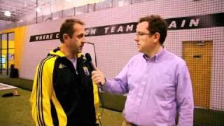 Season Kickoff Interview with Robert Warzycha
