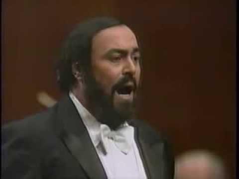 Luciano Pavarotti O Sole Mio