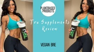 It's about time i give an updated review on my favorite vegan supplements, tru supplements. if you go check out very first video you'll see when i...