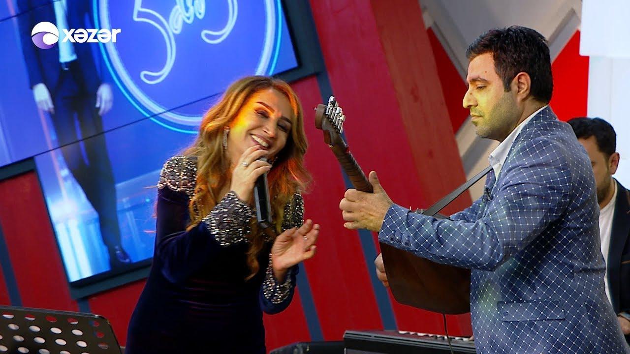 Elnare Abdullayeva & Mirelem Mirelemov - Sarı bulaq,Men nece bağban olaram (5de5)