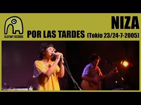 NIZA - Por Las Tardes [Tokyo, Japan - Live Club Cay - 23-07-2005] 3/12 mp3