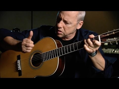 Mark Knopfler Gives a Short Masterclass on His Favorite Guitars & Guitar Sounds