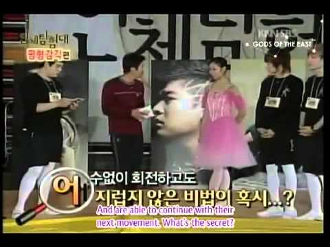 Super Junior - Exploration Of The Human Body Ep 6 Part 3_4